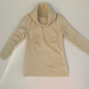 Vineyard Vines Cashmere Wool Blend Turtleneck